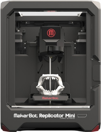 картинка 3D принтер Makerbot Replicator Mini Интернет-магазин «3DTool»