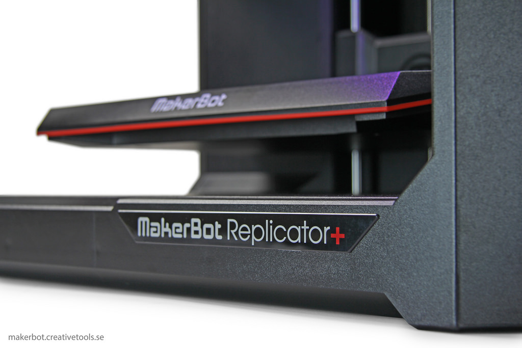 картинка 3D принтер Makerbot Replicator (Plus) Интернет-магазин «3DTool»