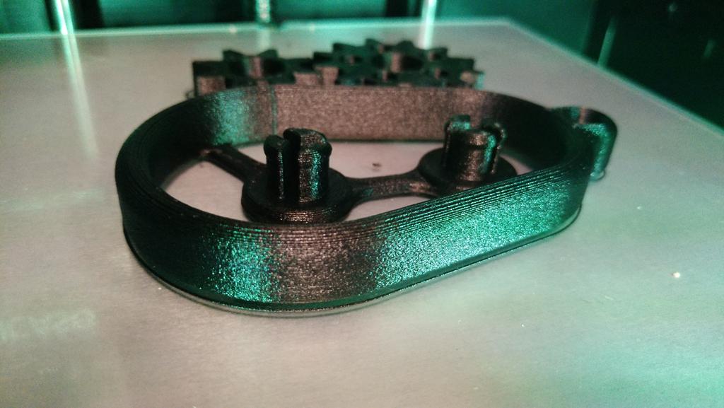 3d печать Formax на Picaso Designer X