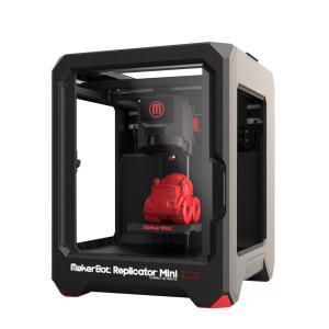 3D принтеры Makerbot Mini