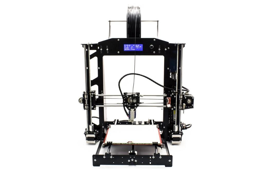3D-принтер Prusa i3 Steel - DIY набор