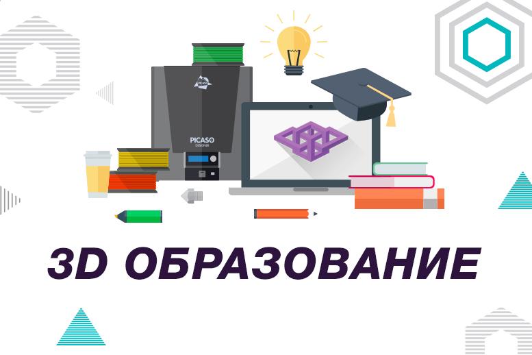 3D образование