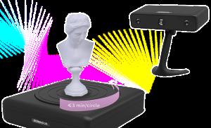 3D сканер EinScan-S