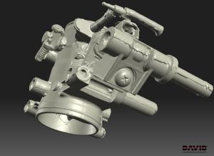 3D сканер DAVID SLS-3