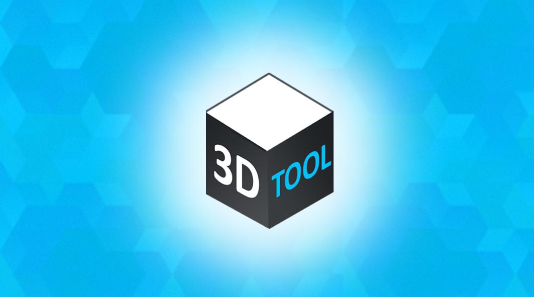 Логотип 3Dtool
