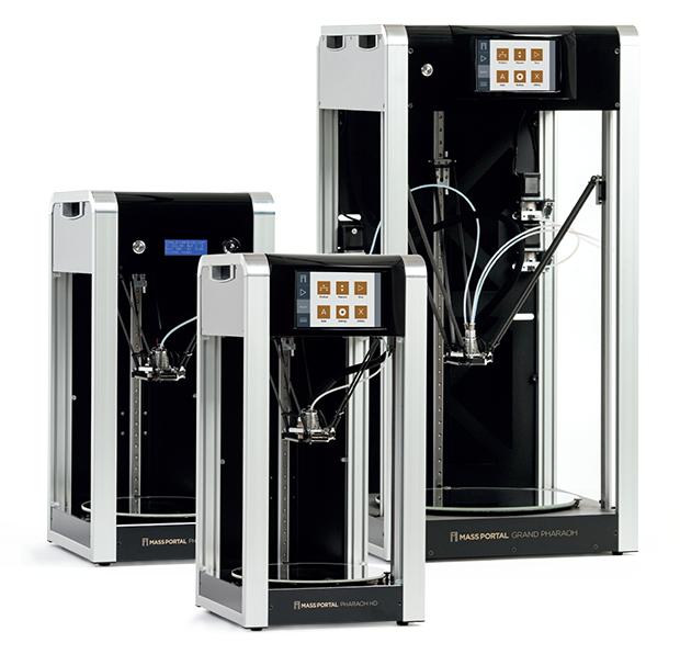 3D принтер Mass Portal Pharaoh XD