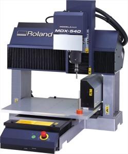 Фрезерный станок ROLAND MODELA PRO II MDX-540