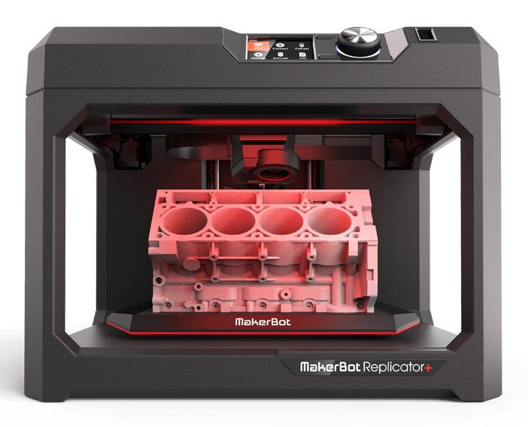 Makerbot-Replicator + 001
