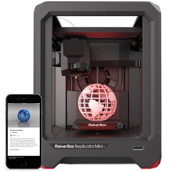 Makerbot Replicator Mini + 01