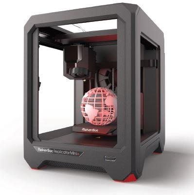 Makerbot Replicator Mini + 03