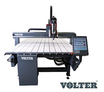 ЧПУ (CNC) фрезерно-гравировальный станок VOLTER