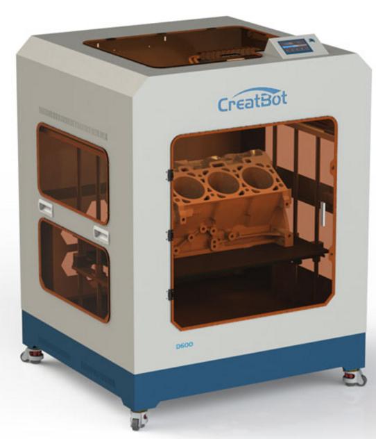 CreateBot-D600