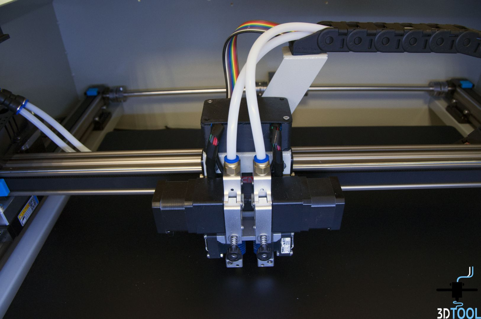 Печатающий блок старого образца Creatbot D600